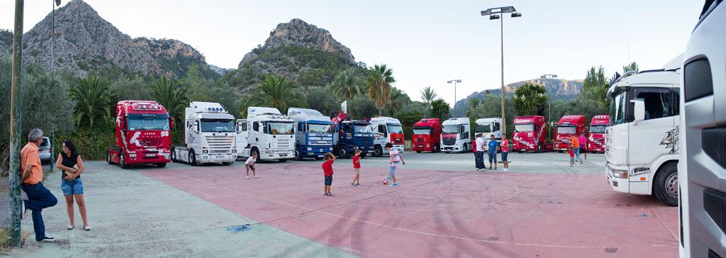 concentración Mallorca