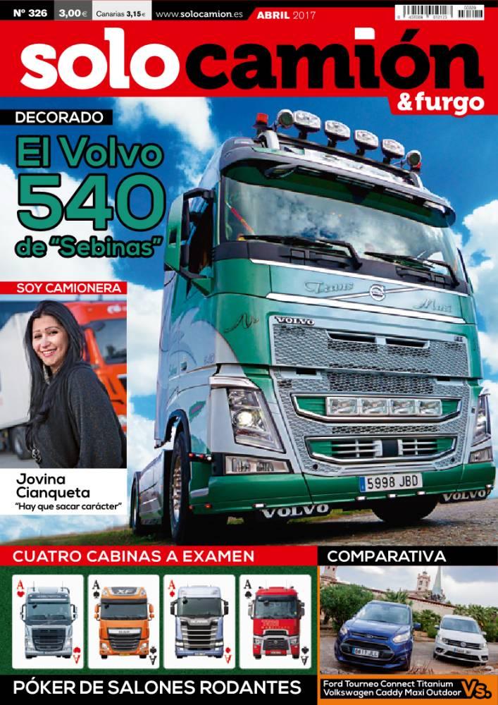 Solo Camión 326 Abril 2017