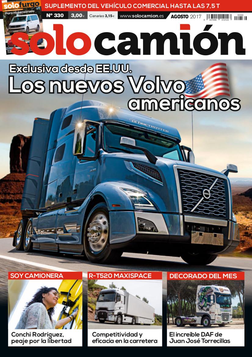 Solo Camión 330 Agosto 2017