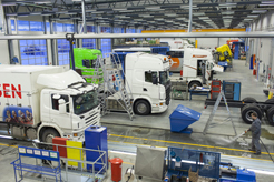 Scania mantenimientos talleres