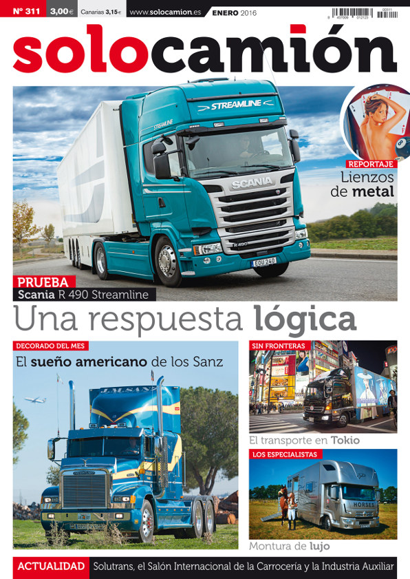 solo camion 311