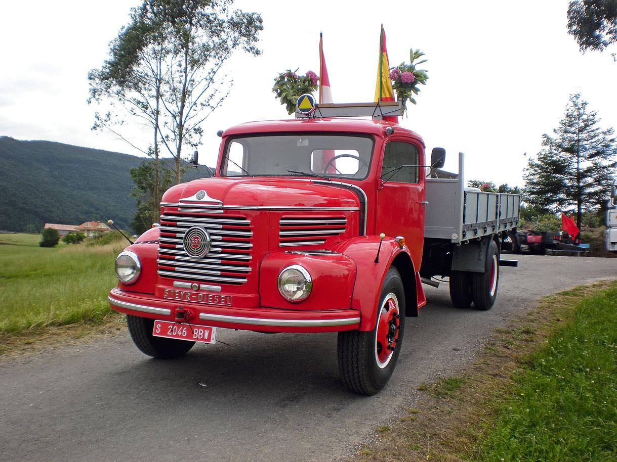steyr 580 clásicos mateo