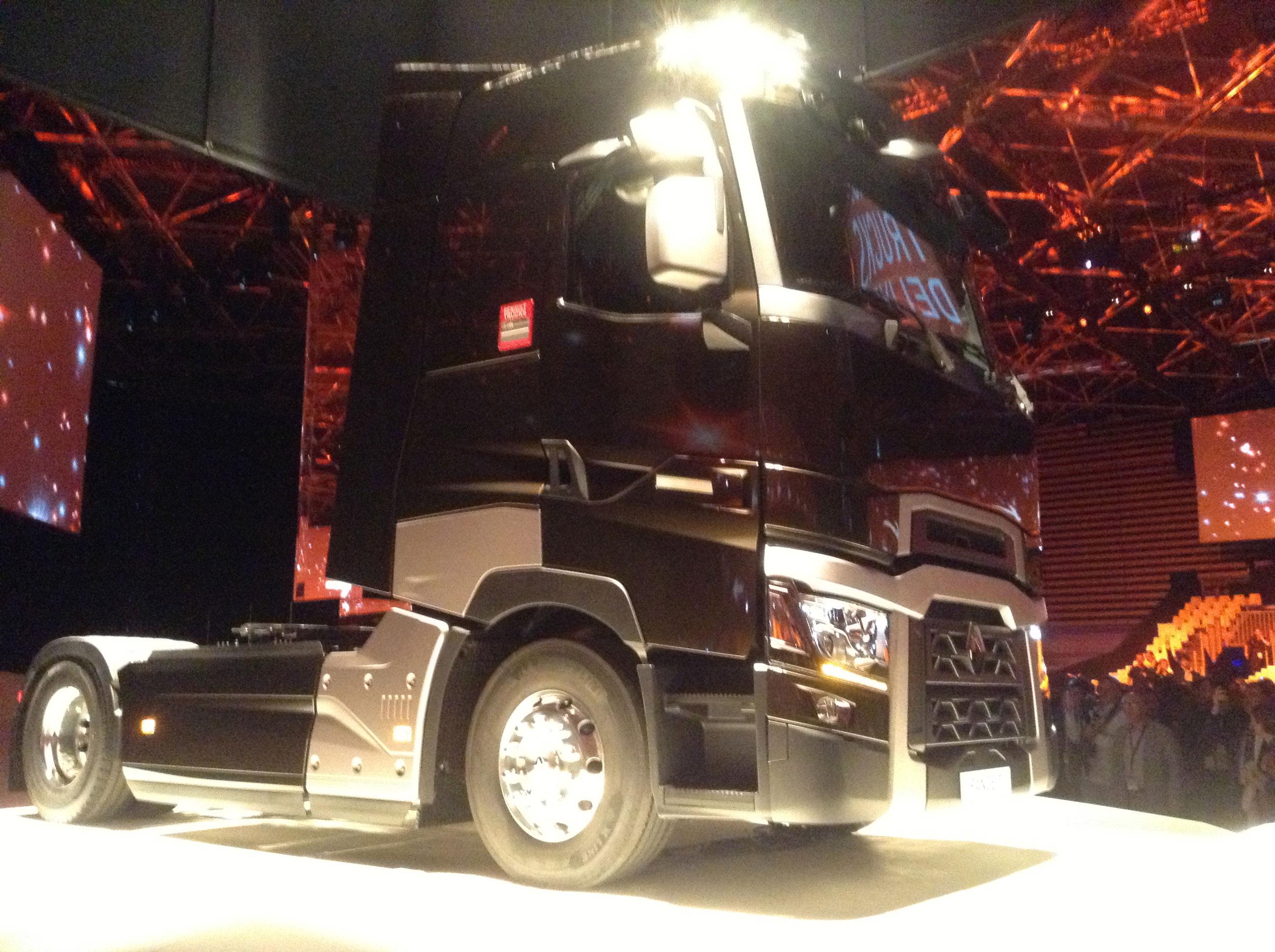 renault trucks gama