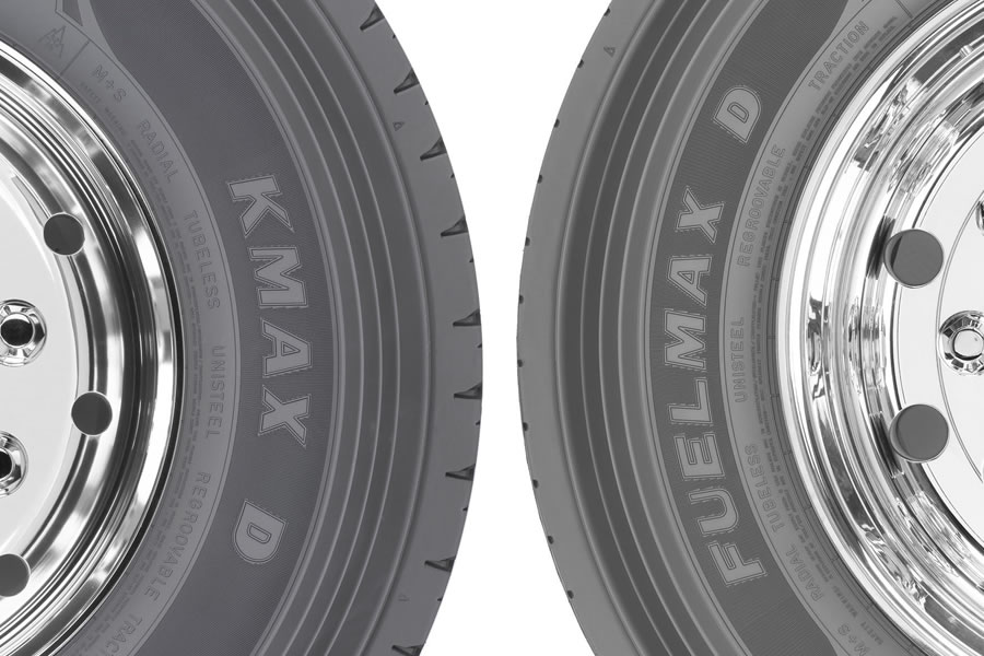 Goodyear Fuelmax Kmax