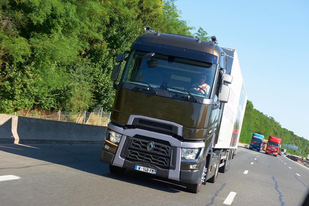 Contacto Renault Trucks