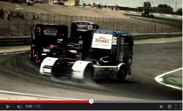 carreras camiones