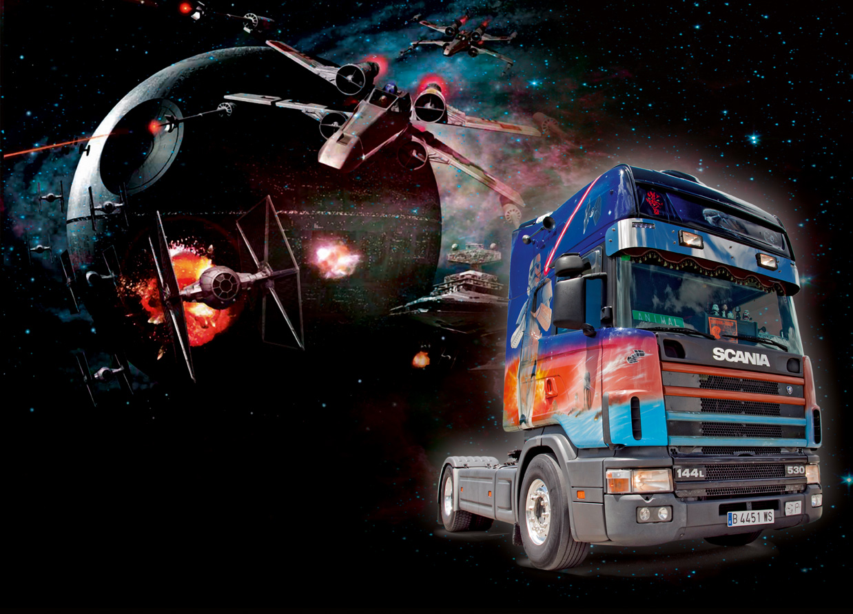Scania Galaxia