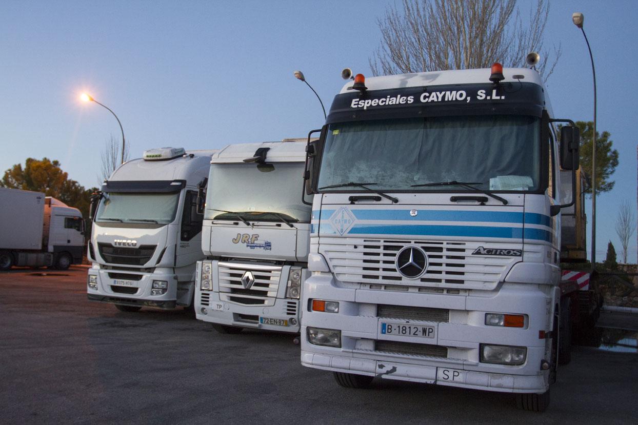 Euro5, camiones, tractoras