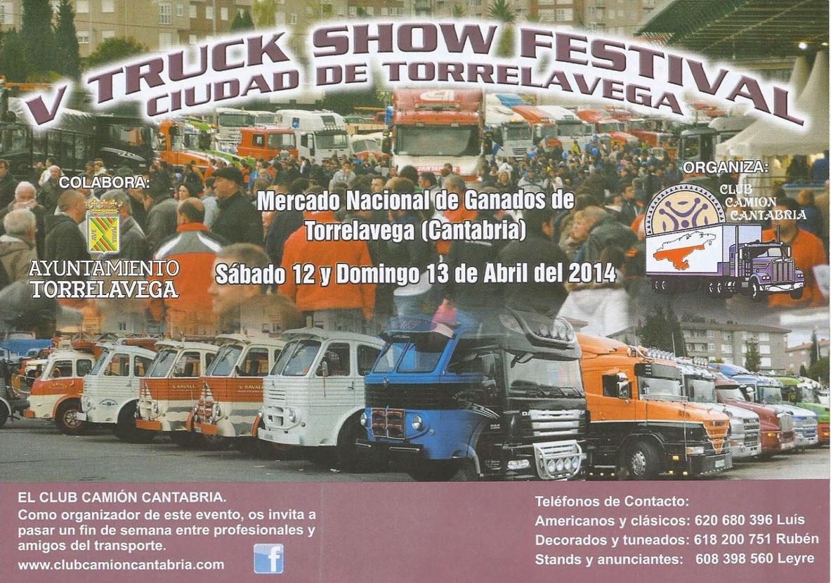 truck, show, festival, torrelavega
