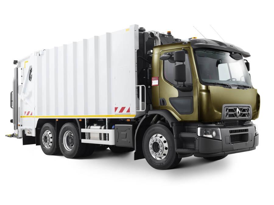renault, trucks, biodiesel