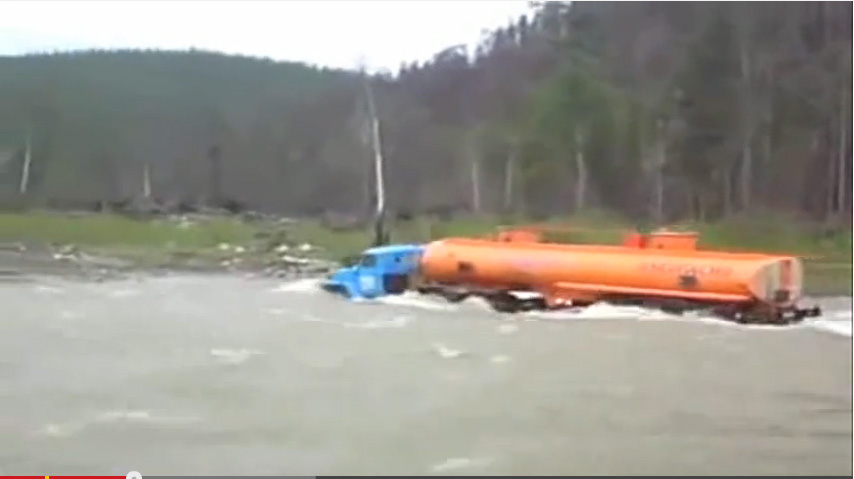 Nadan los camiones