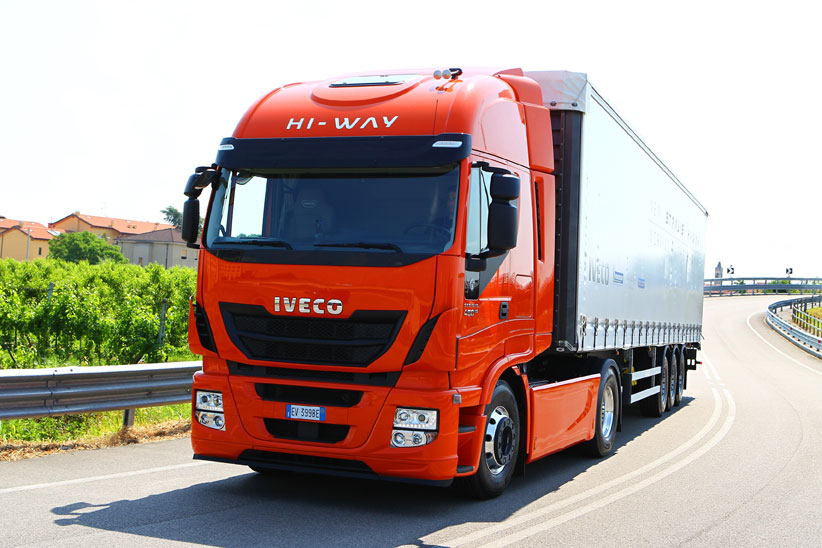 iveco, stralis, efficiency