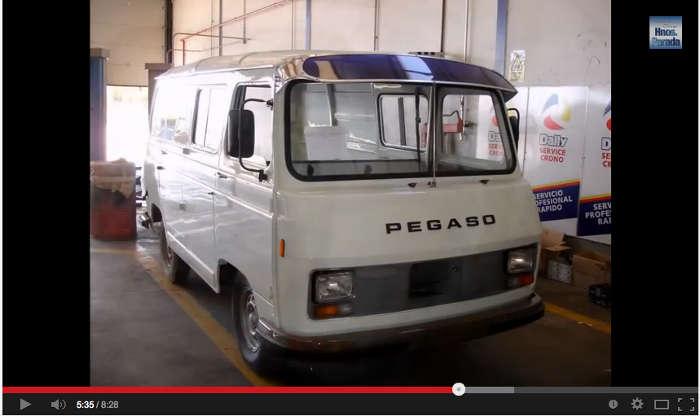 Pegaso Sava J4 1100