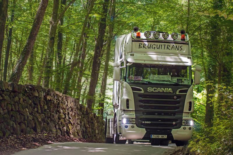 bruguitrans, brugada, Scania