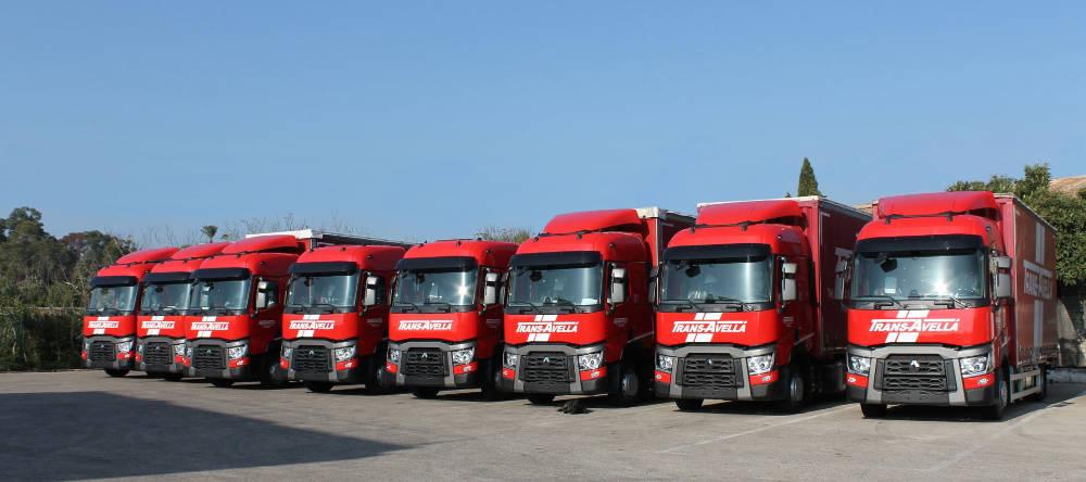 Renault Trucks, T, trans-avellà