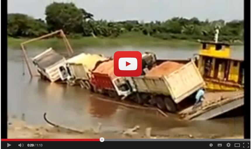 Ferry Truck
