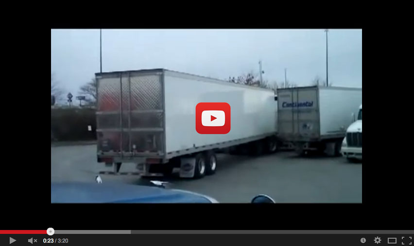 aparcar, trailer