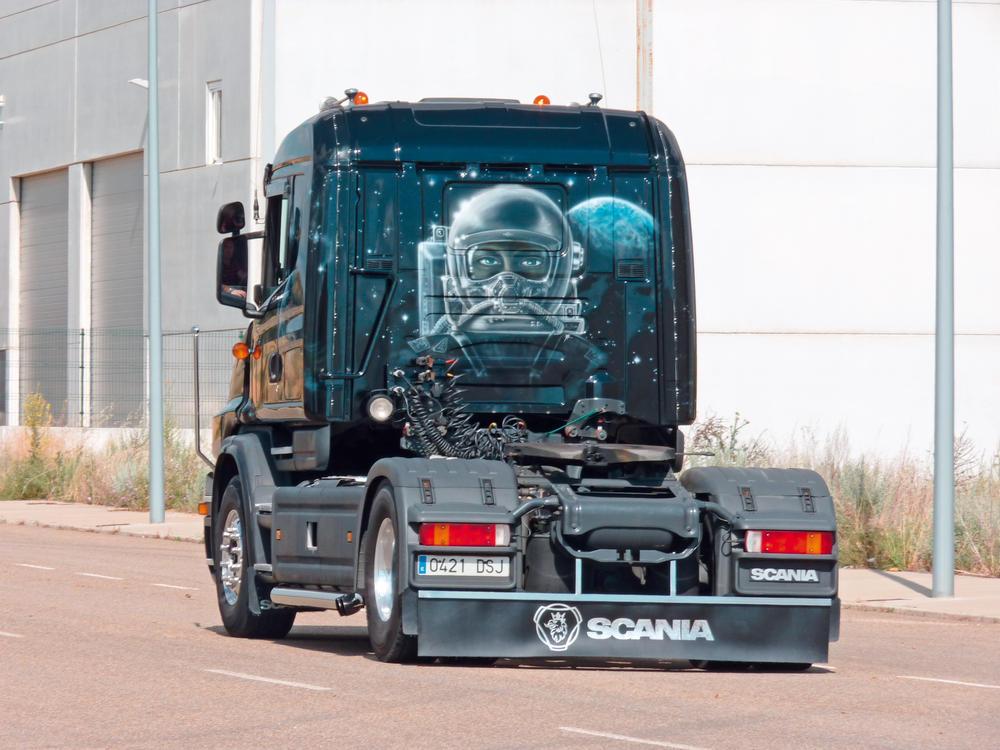 Scania T Galaxia