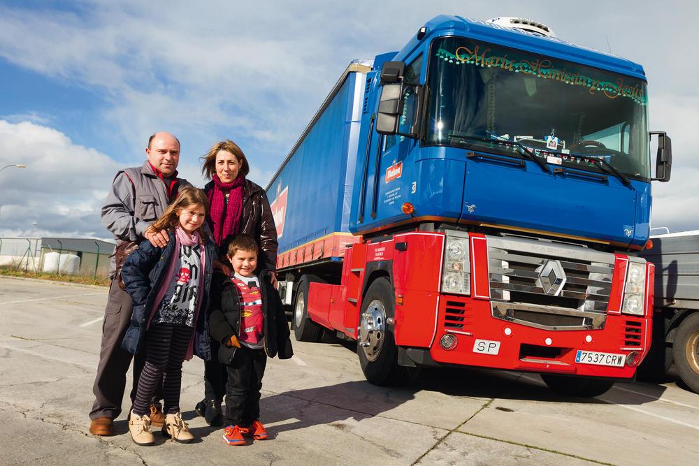 Potenciando el transporte de Zamora a ritmo de este tauliner burbujeante