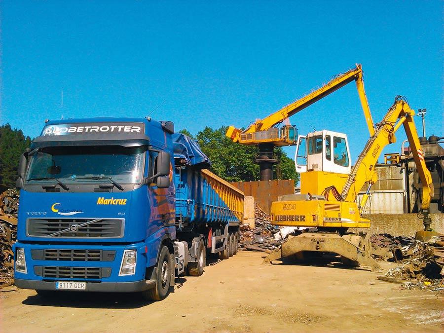 El transporte según la Cooperativa Castyltrans, de Valladolid