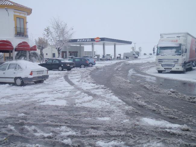 El temporal de frío y nieve puede afectar vías de alta capacidad