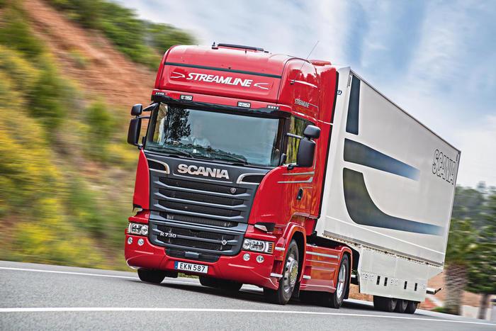Scania R730 Euro 6