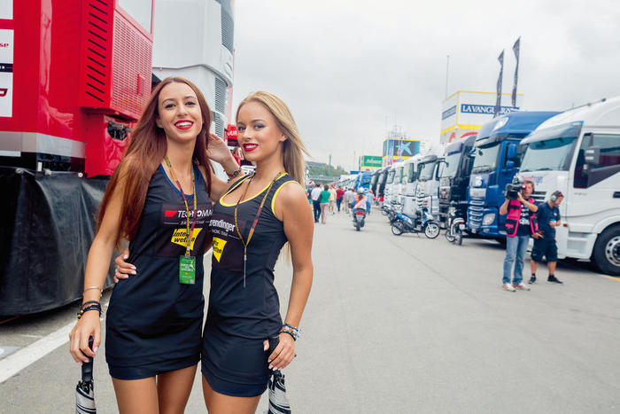 Logística MotoGP