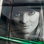 Lisa Kelly Mercedes-Benz Actros decorado
