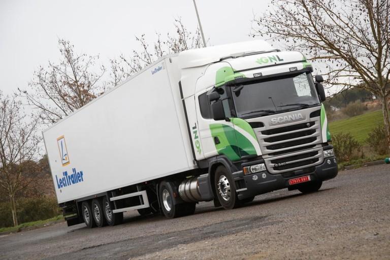 Scania G340 GNL