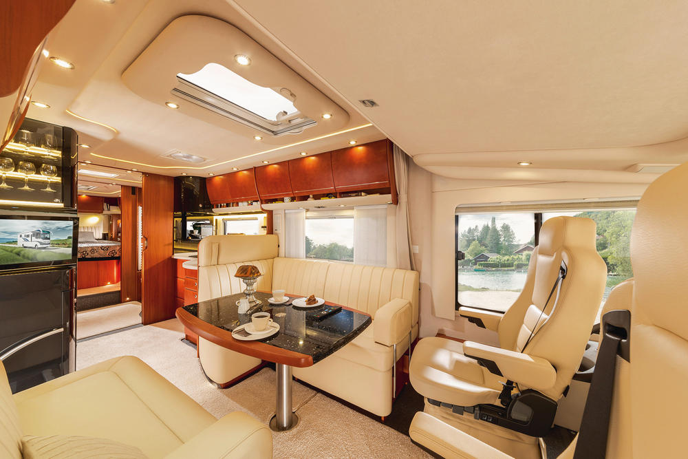 Concorde Liner Plus Exclusividad Quot On The Road