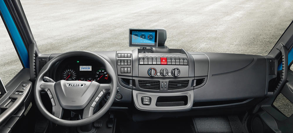 Cabina Iveco Eurocargo Euro VI