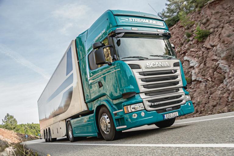 Scania R490 Streamline
