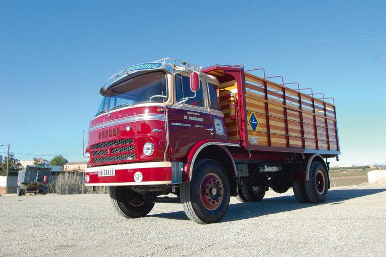 Los mejores camiones Barreiros