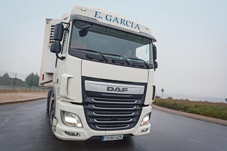 Transportes Eusebio García, en pleno auge