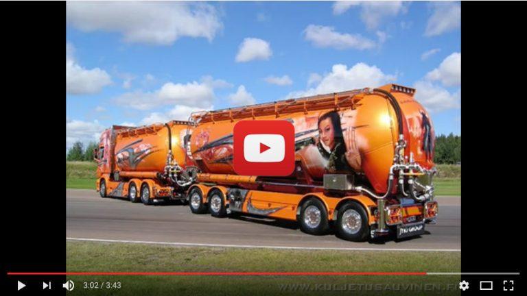Así se personaliza el Scania Shogun