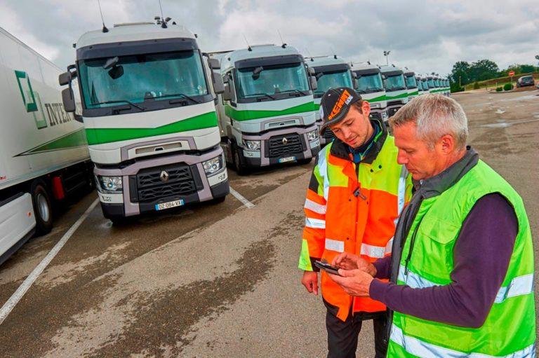 Renault Trucks optifleet