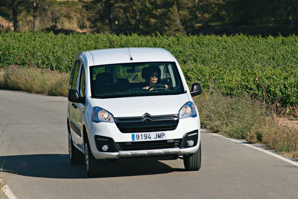 fc4ee32a7e Citroën Berlingo Multispace 4x4 Dangel