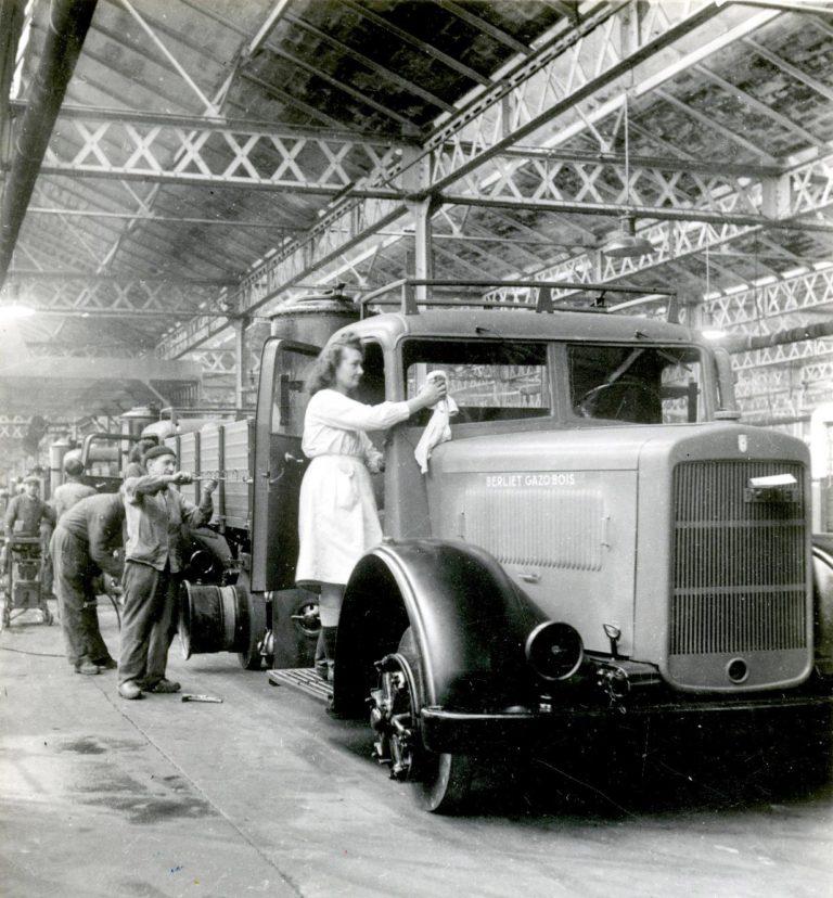 centenario Renault Trucks