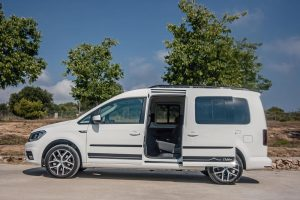 Volkswagen Caddy Maxi Outdoor