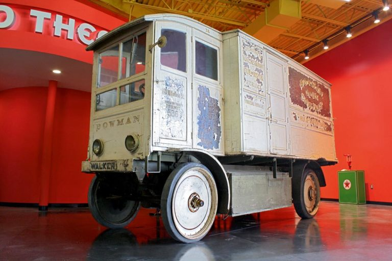 Museo del Camión en Iowa 80