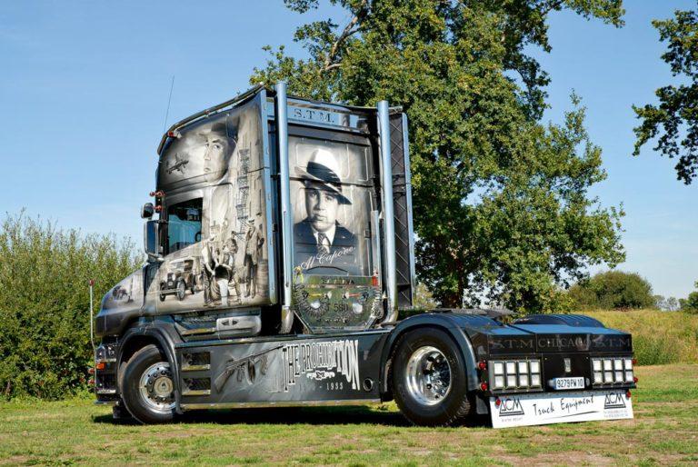 El Scania T de Al Capone