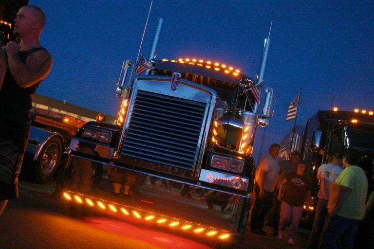 Camioneros norteamericanos, cuando el oficio se convierte en pasión