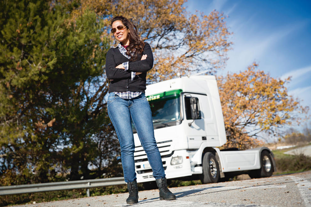 Soy Camionera: Lilian Reges