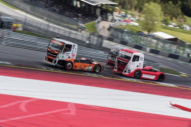 FIA ETRC Red Bull Ring