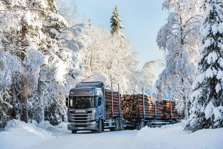 Scania Winter