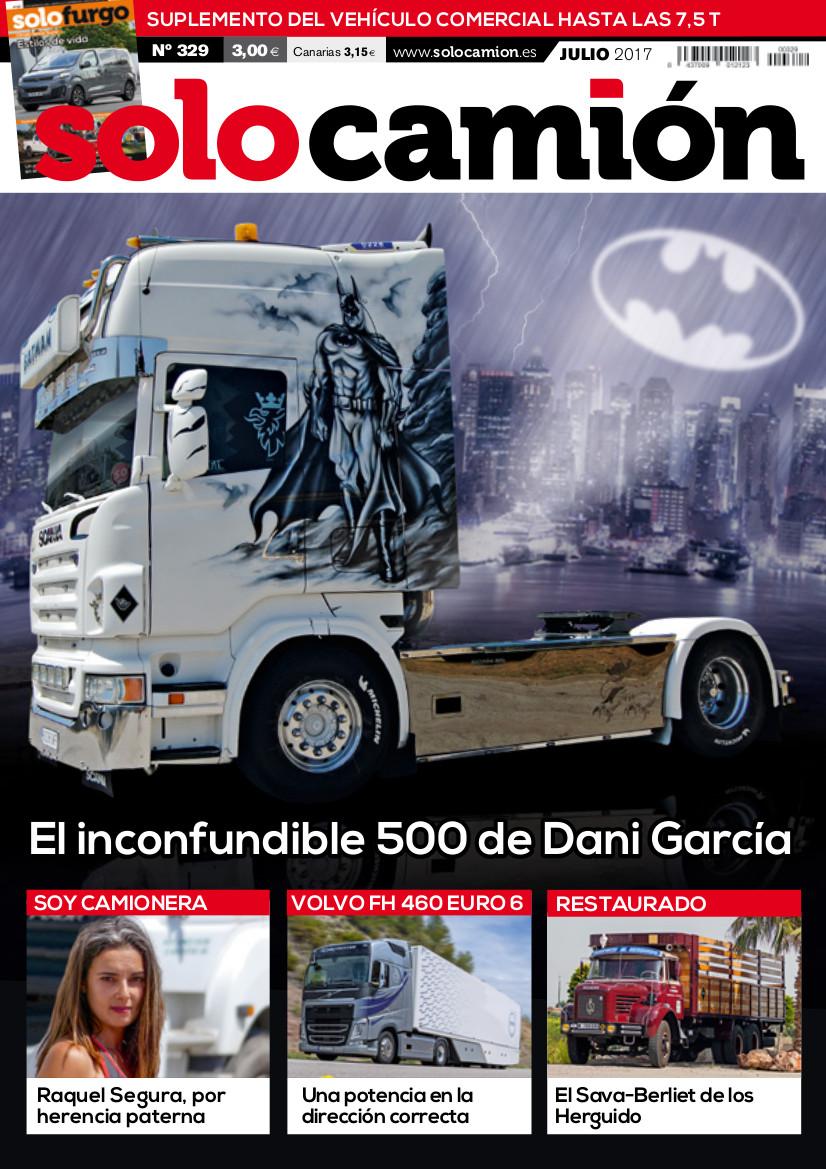 Solo Camión 329 julio 2017