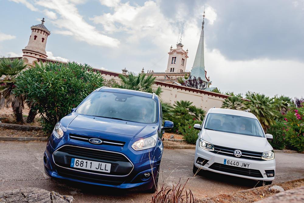 Comparativo Ford-Volkswagen