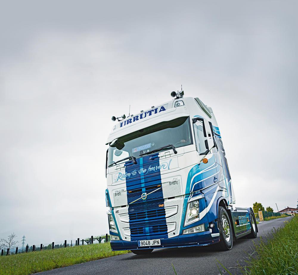 Volvo FH13 Urrutia