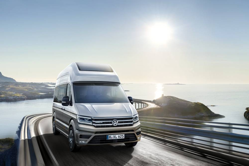 Volkswagen California XXL Crafter