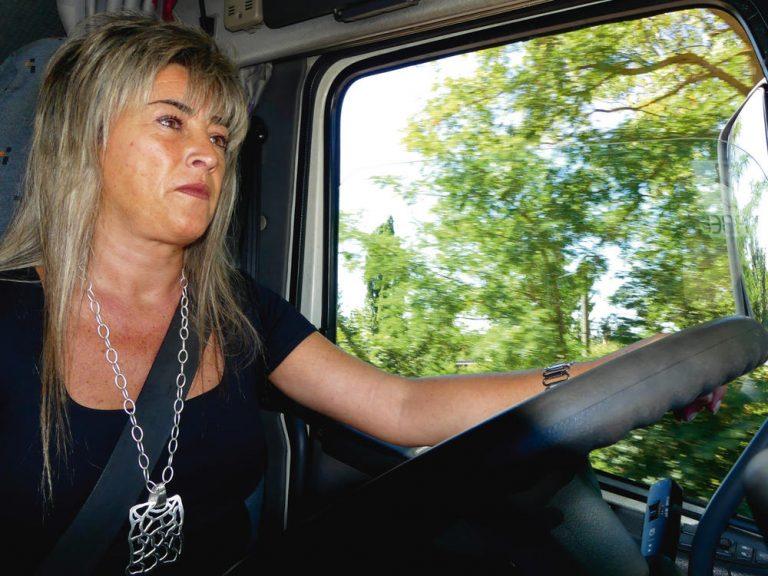 Camionera Ana Isabel